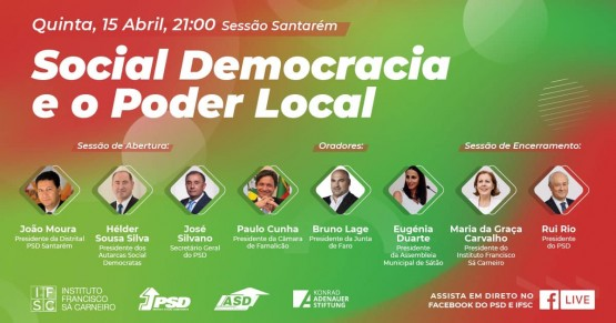 Social Democracia e o Poder Local - Santarém