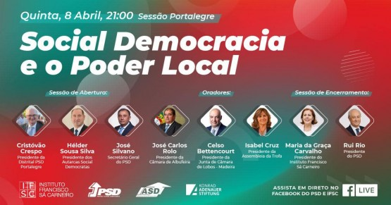 Social Democracia e o Poder Local - Portalegre