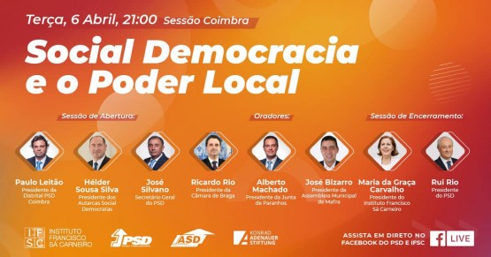Social Democracia e o Poder Local - Coimbra