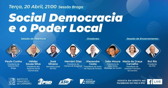 Social Democracia e o Poder Local - Braga